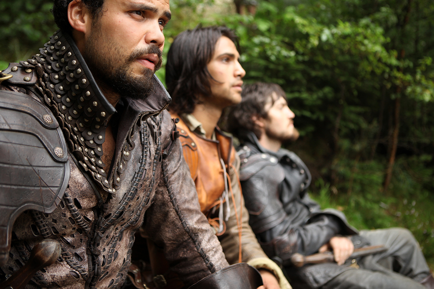 The Musketeers I.